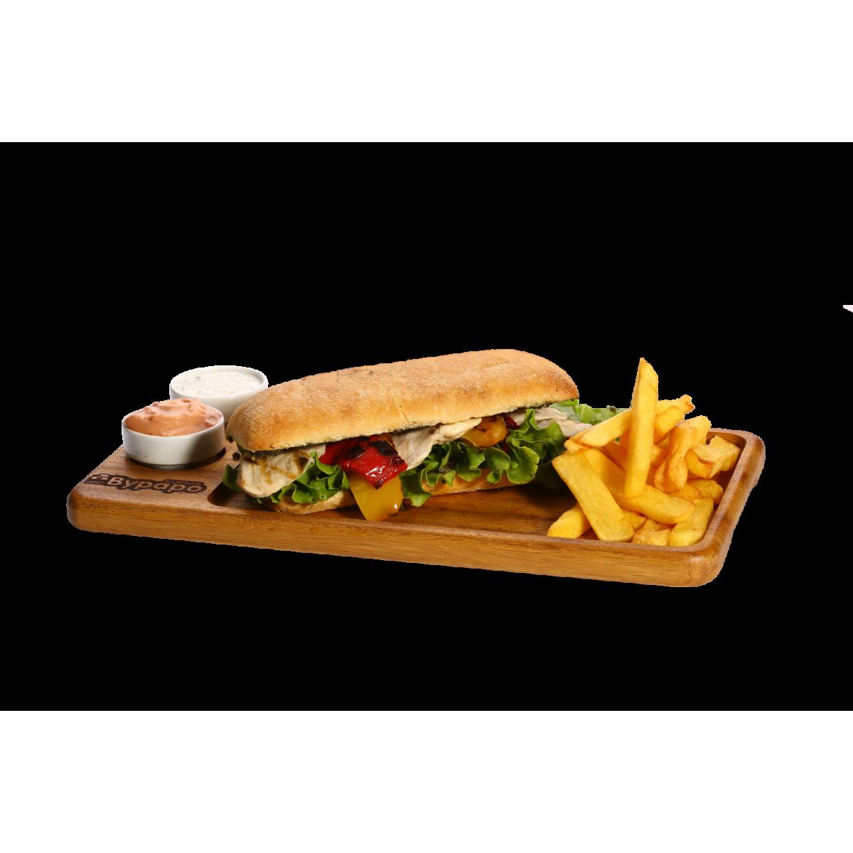 Diet Tavuk Burger
