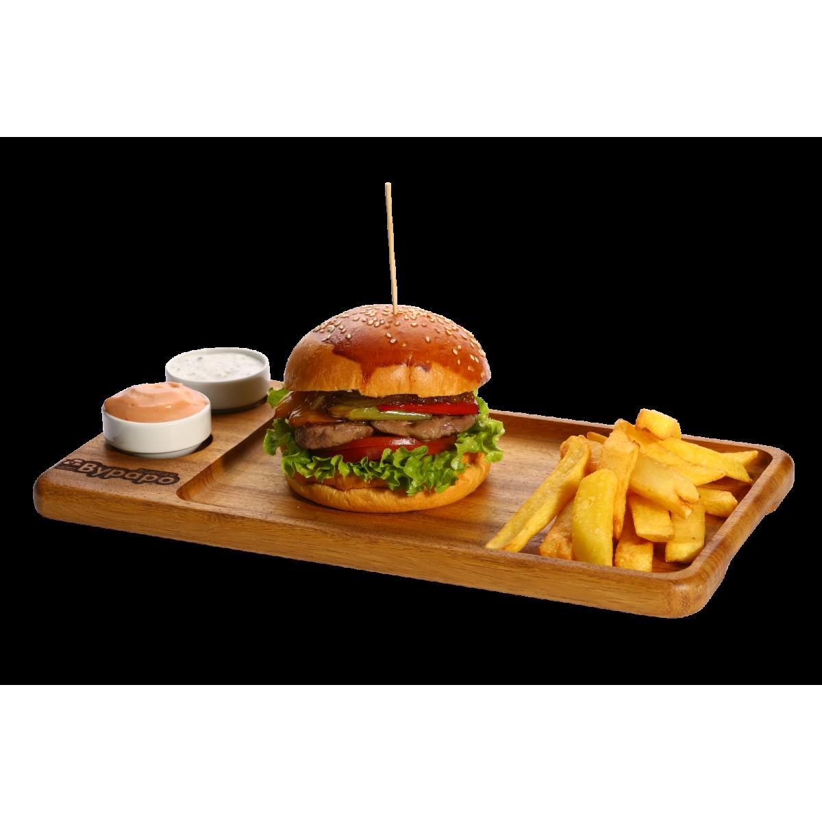 Füme Etli Burger