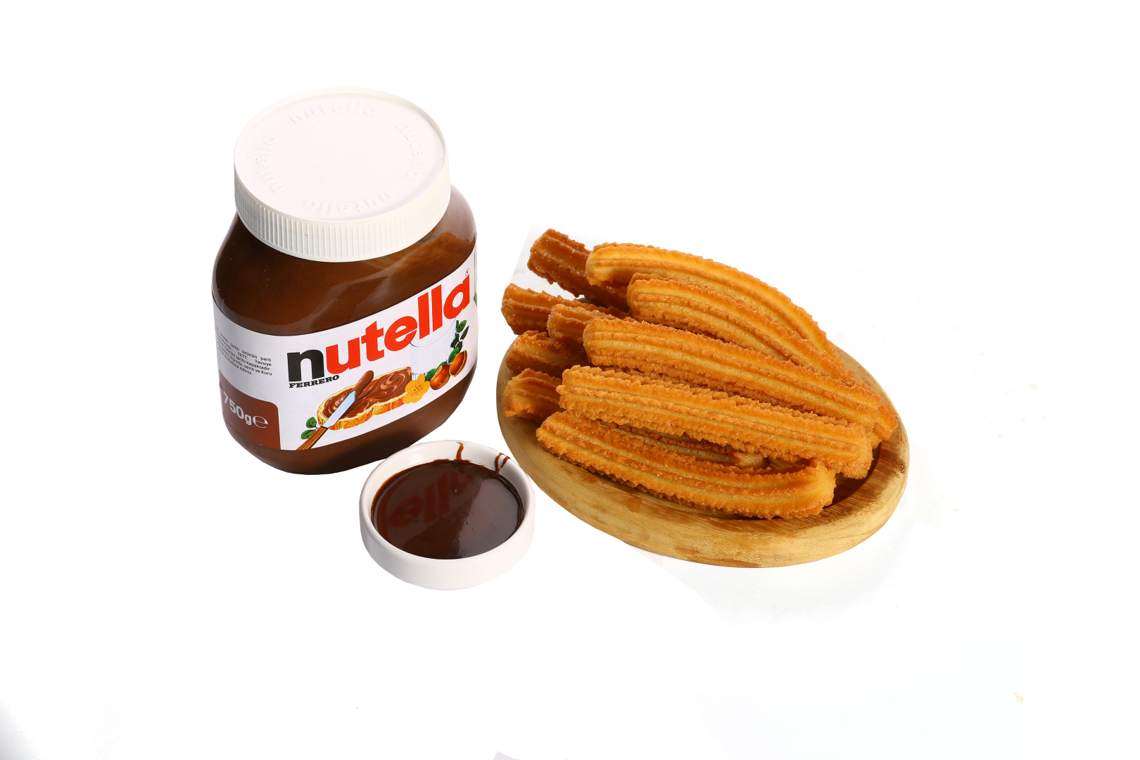 Churross İspanyol Tatlısı